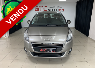 PEUGEOT 5008 ACTIVE 1.6 HDI 120 7 PLACES – 2015