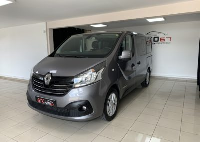 RENAULT TRAFIC 8 PLACES - ALSACE