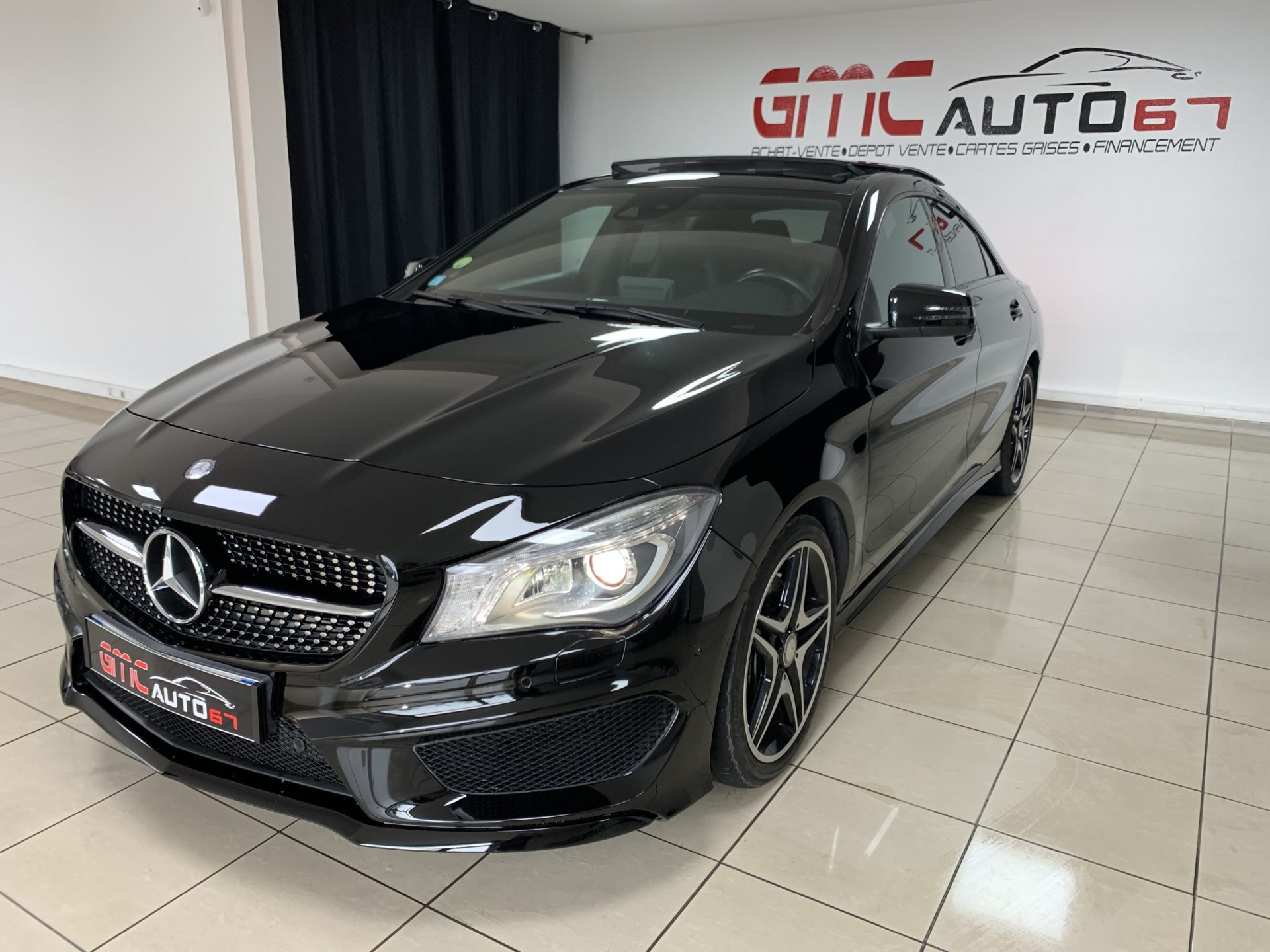 CLA 220D FASCINATION - ALSACE GMC AUTO 67