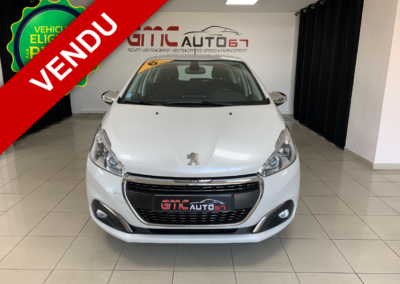 PEUGEOT 208 1.6 HDI 100 S&S BUSINESS PACK – 2015