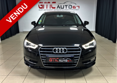 AUDI A3 SPORTBACK 1.6 TDI 110 AMBITION LUXE S-TRONIC – 2015