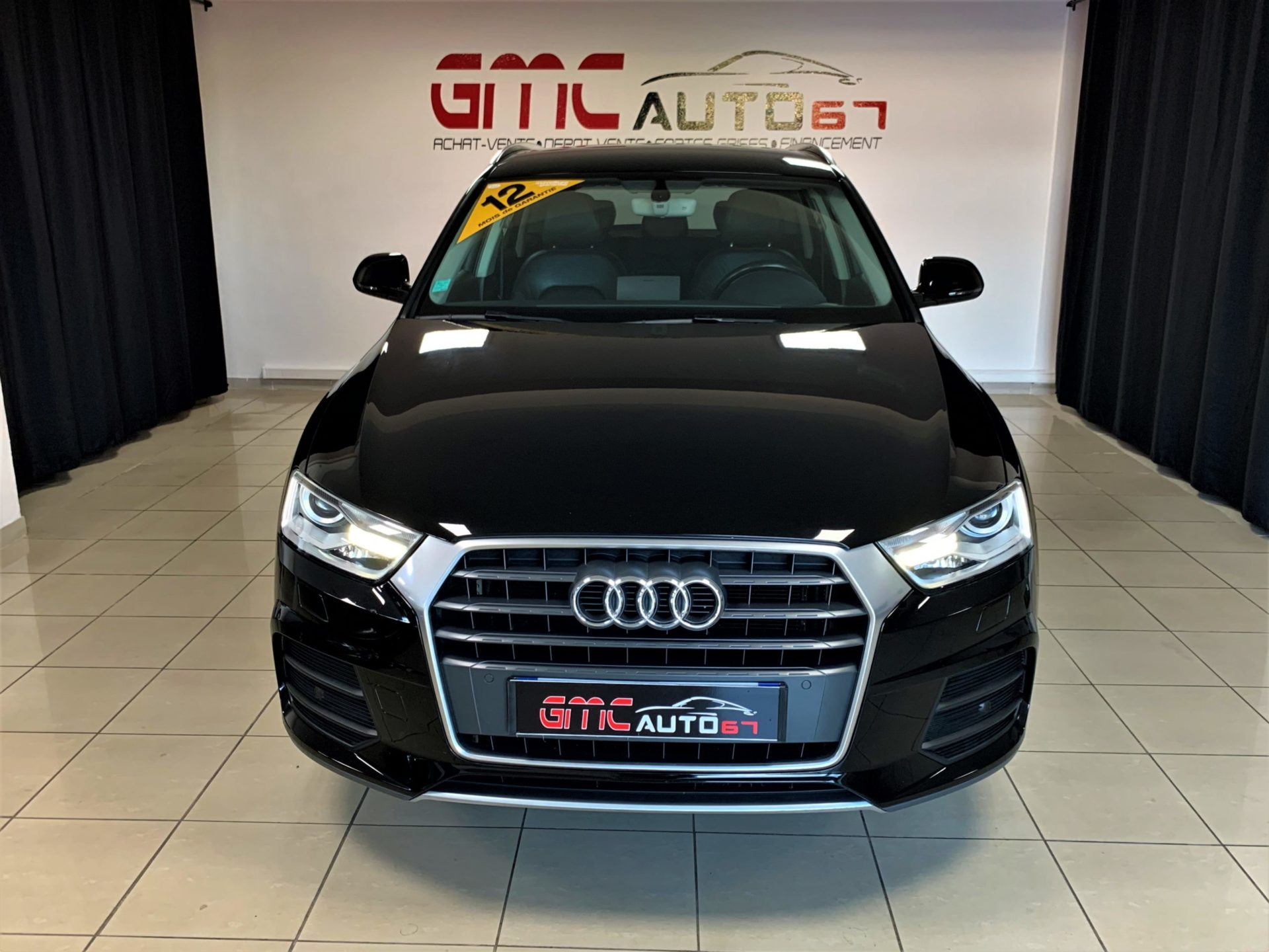 Audi Q3 1.4 TFSI COD 150 ch S tronic 6 Ambition Luxe - GMC AUTO 67