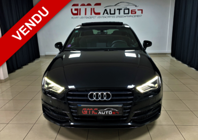 AUDI A3 1.4 TFSI 150 COD ULTRA AMBITION LUXE S-TRONIC 7 – 2016