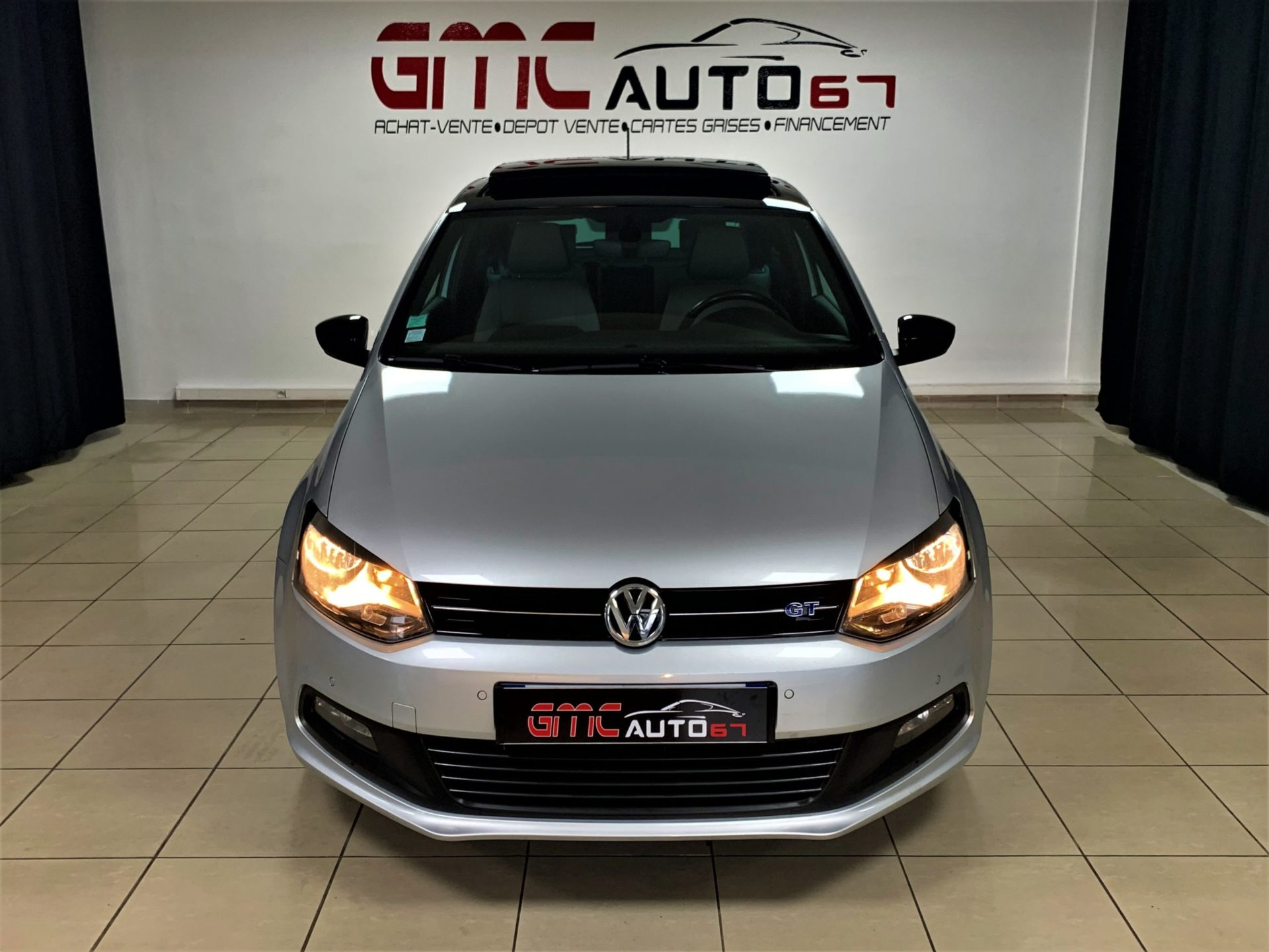 Volkswagen Polo 1.4 TSI 150 ACT BlueMotion Technology BlueGT DSG7