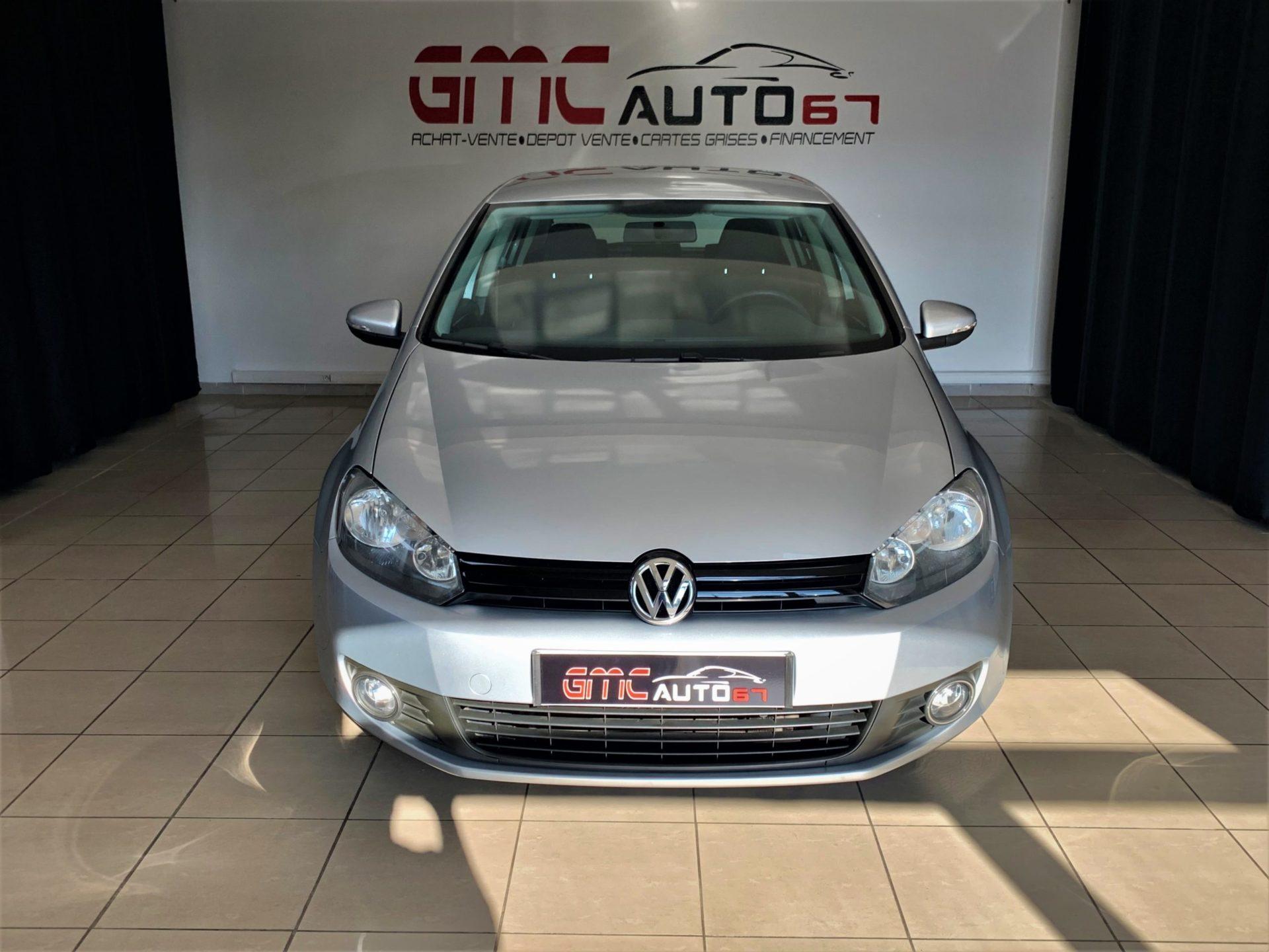 VW GOLF 1.4 16S 80CH TRENDLINE - GMC AUTO 67