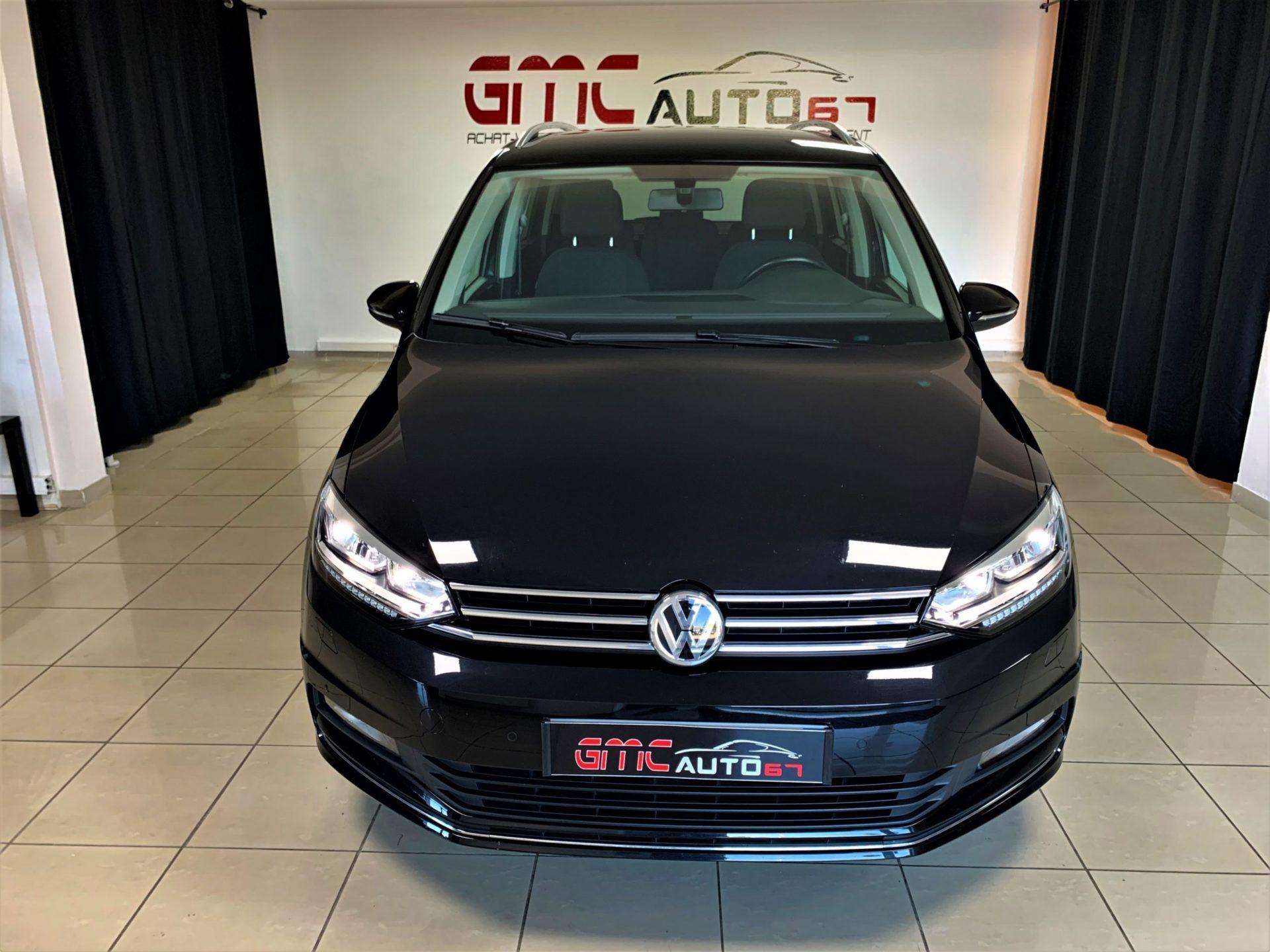 Volkswagen Touran 1.4 TSI 150 BMT 5pl Sound - gmc auto 67