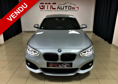 BMW SERIE 1 F20 LCI 118D 150CH M SPORT A – 2017