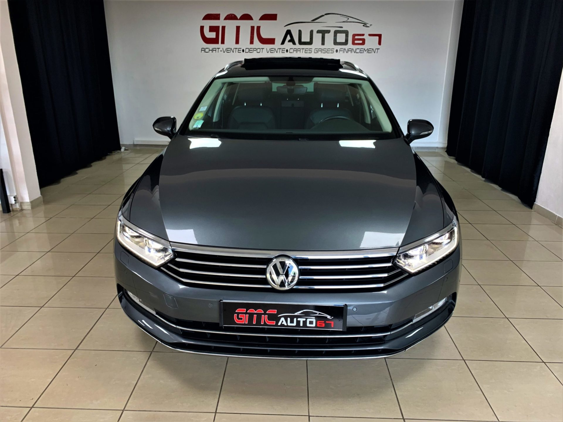 Volkswagen Passat SW 2.0 TDI 150 BlueMotion Technology Carat Edition break - GMC AUTO 67