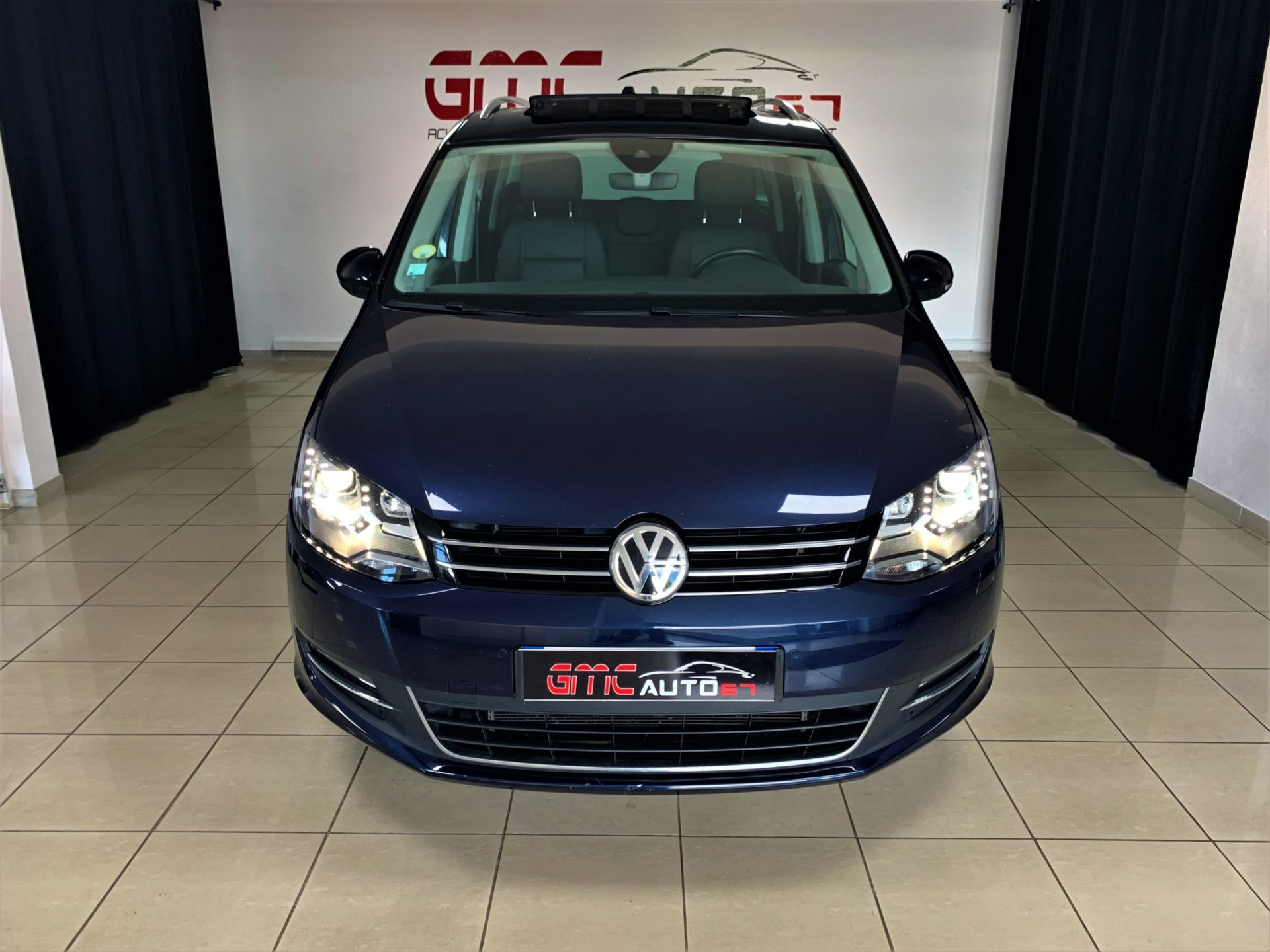 Volkswagen Sharan 2.0 TDI 150 BlueMotion Technology DSG6 Carat monospace - GMC AUTO 67