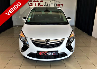 OPEL ZAFIRA TOURER 2.0 CDTI 170 CH COSMO PACK 7 PLACES – 2015