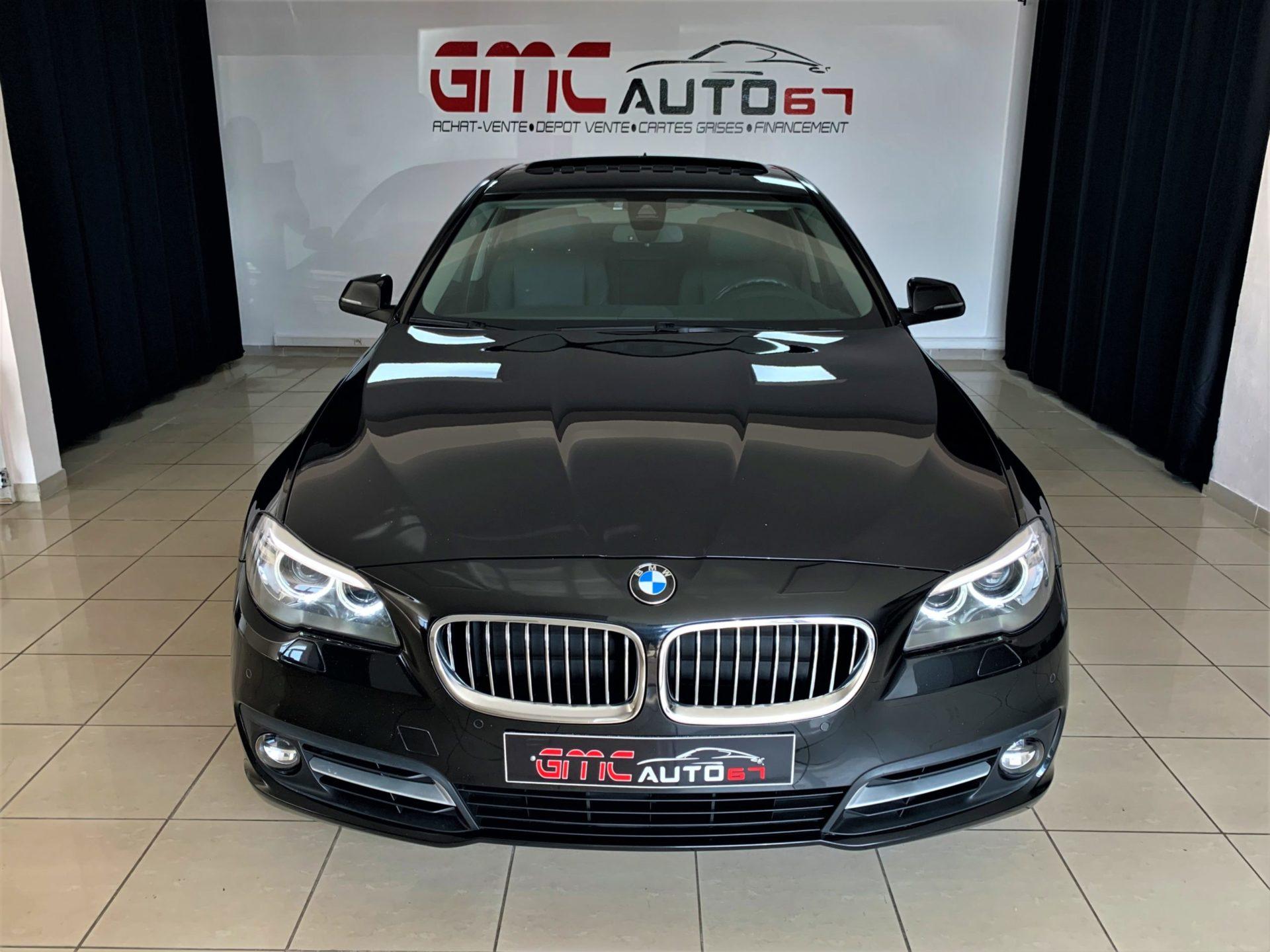 BMW SERIE 5 520d 190 ch Lounge Plus A - GMC AUTO 67
