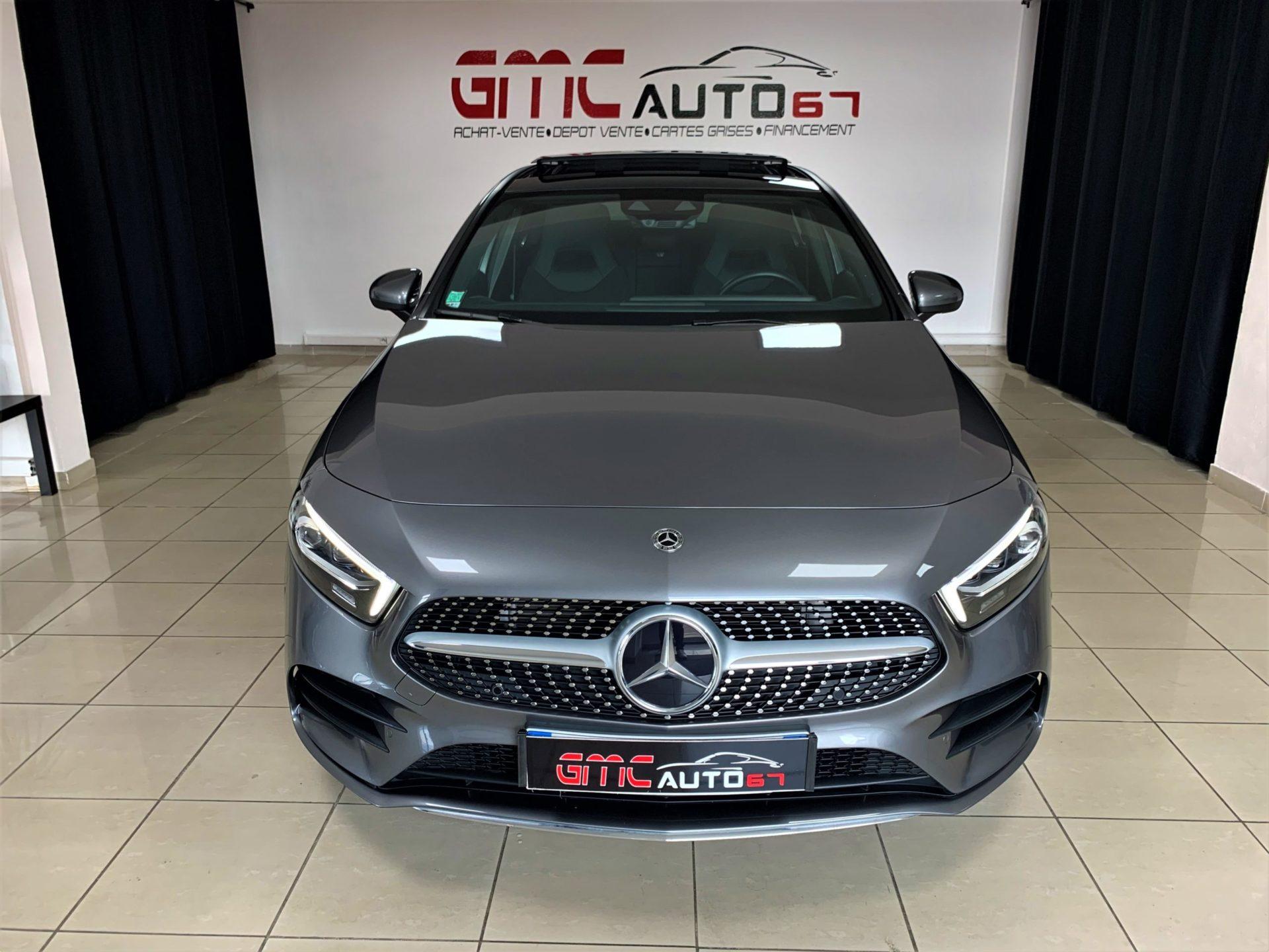 Mercedes Classe A 200 7G-DCT AMG Line - GMC AUTO 67