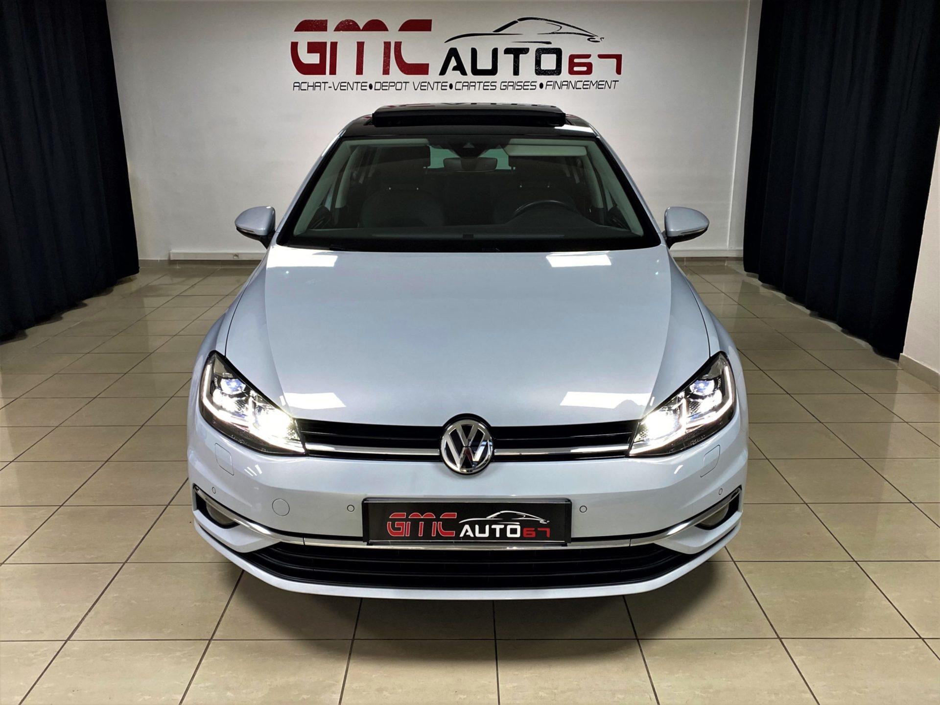 Volkswagen Golf 7 1.5 TSI 150 EVO BlueMotion Technology DSG7 Carat - GMC AUTO 67