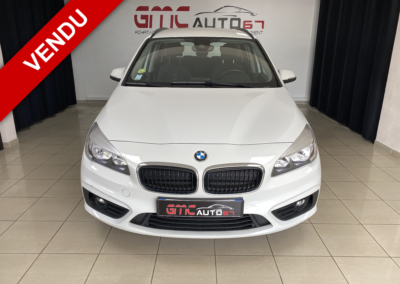 BMW SERIE 2 GRAN TOURER F46 218d 150 CH BUSINESS DESIGN A – 2018