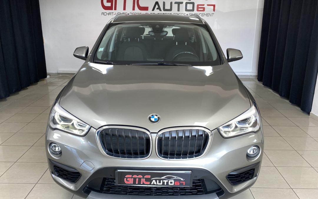 BMW X1 F48 SDRIVE 16d 116 CH BUSINESS DESIGN – 2018