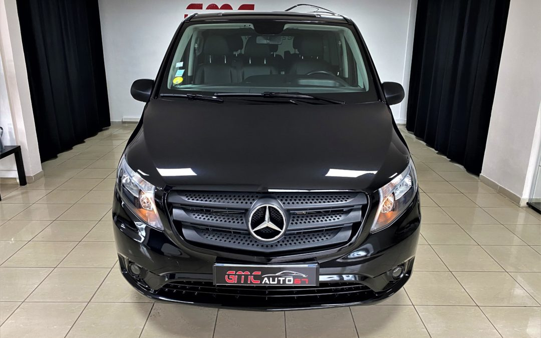 MERCEDES VITO TOURER 114 CDI EXTRA LONG SELECT A – 2019
