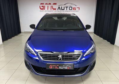 PEUGEOT 308 SW 2.0 BLUEHDi 180CH S&S EAT6 GT – 2017