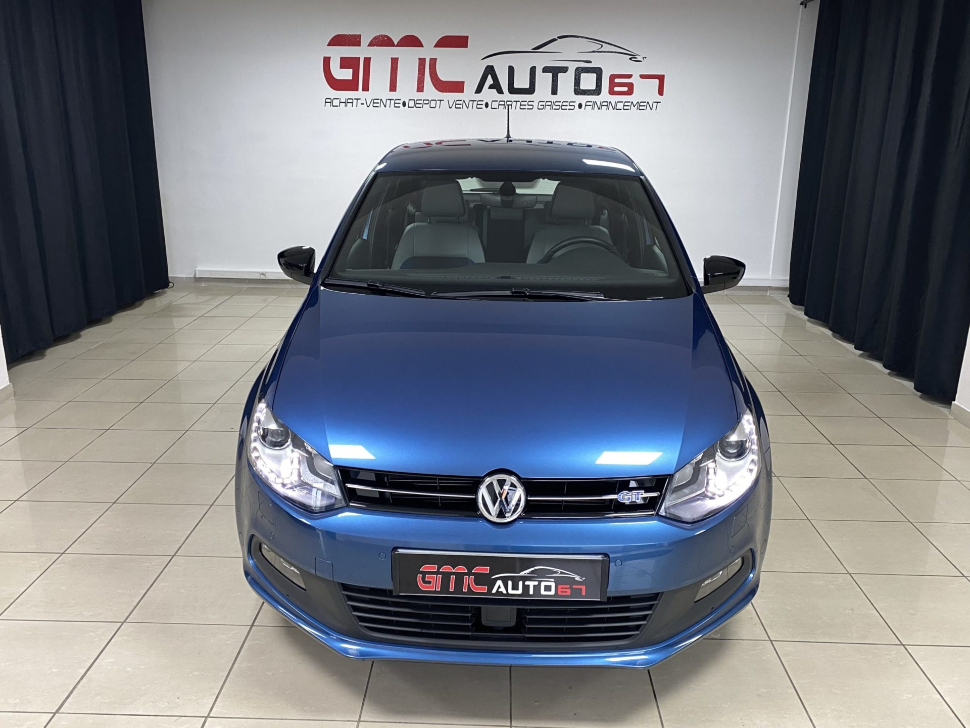 Volkswagen Polo 1.4 TSI 150 ACT BlueMotion Technology BlueGT DSG7 - GMC AUTO 67