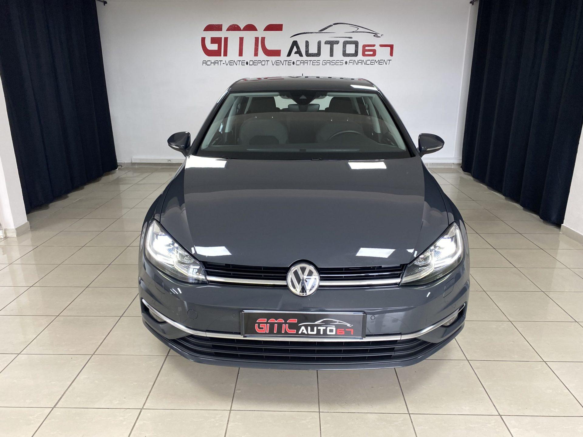 GMC AUTO 67 - Volkswagen Golf 2.0 TDI 150 BlueMotion Technology FAP DSG7 Carat