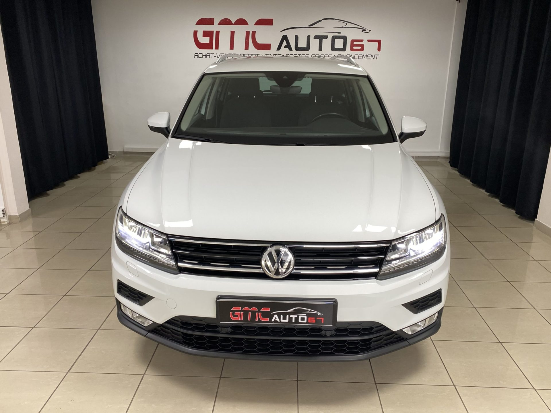GMC AUTO 67 - Volkswagen TIGUAN 1.4 TSI 150 BlueMotion Technology DSG6 SOUND