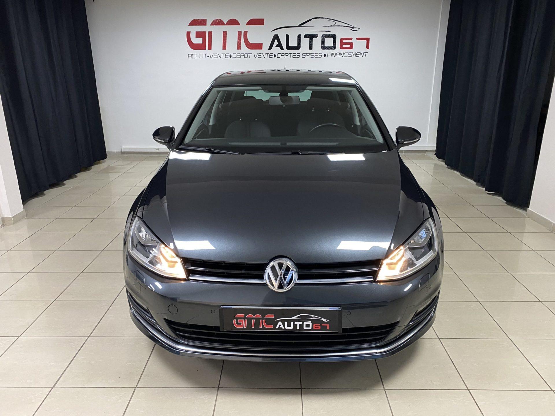 Volkswagen Golf 1.4 TSI 125 BlueMotion Technology Allstar - GMC AUTO 67
