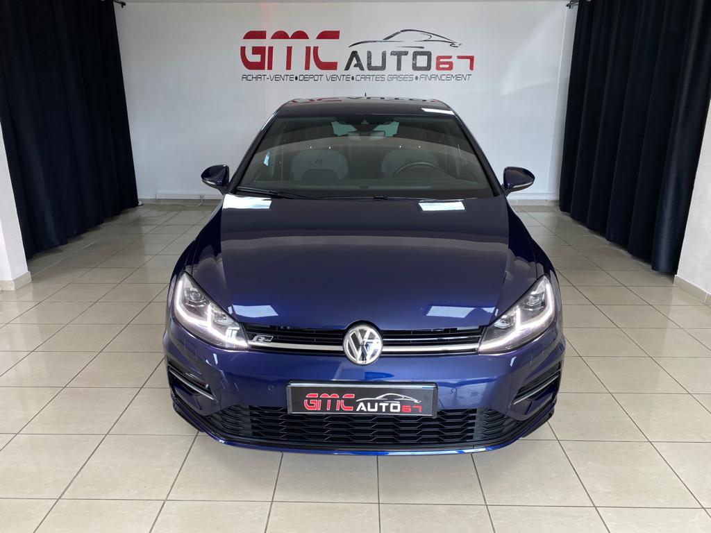 Volkswagen Golf 1.4 TSI 150 BlueMotion Technology DSG7 R-line - GMC AUTO 67