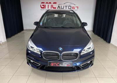 BMW SERIE 2 GRAN TOURER F46 220i 192 CH LUXURY A 7 PLACES – 2017