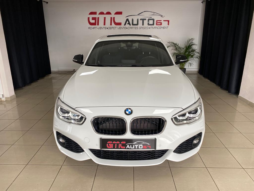 BMW SERIE 1 F20 LCI2 120D XDRIVE 190CH BVA8 M SPORT - GMC AUTO 67