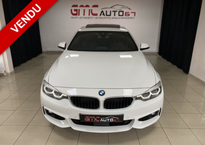BMW SERIE 4 GRAN COUPE F36 LCI 430i xDRIVE 252 CH BVA8 M SPORT – 2018