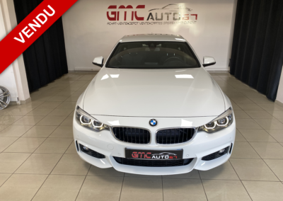 BMW SERIE 4 GRAN COUPE F36 LCI2 420i 184 CH BVA8 M SPORT – 2019