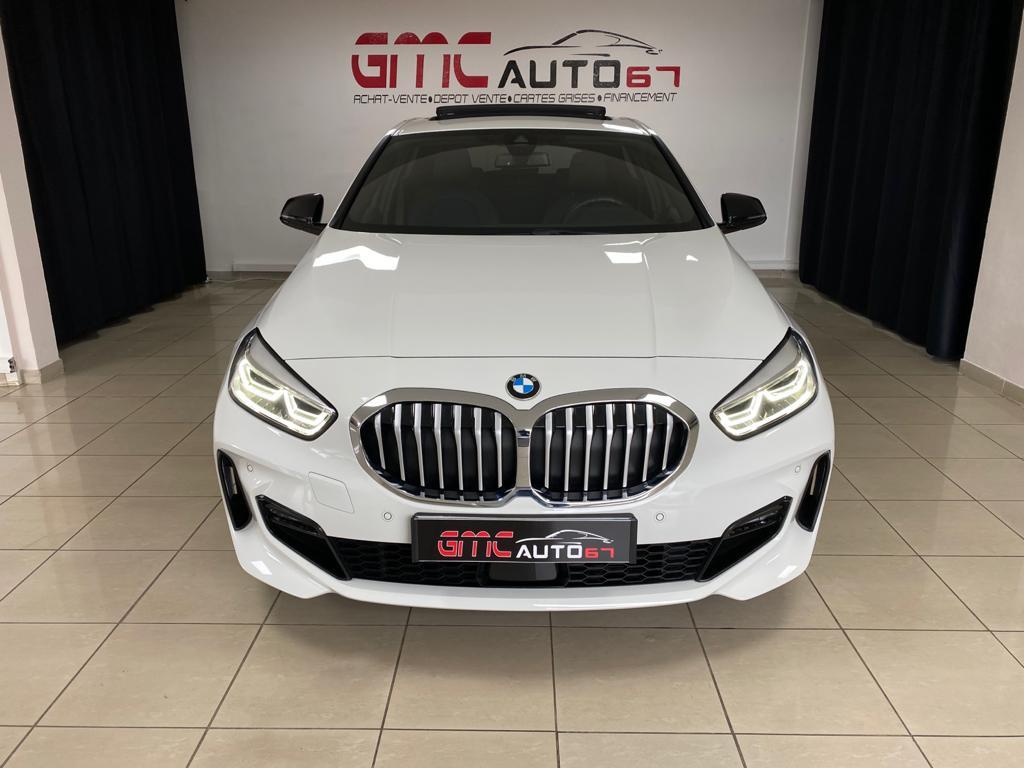 BMW SERIE 1 F40 - 118I 140 CH DKG7 M SPORT - GMC AUTO 67