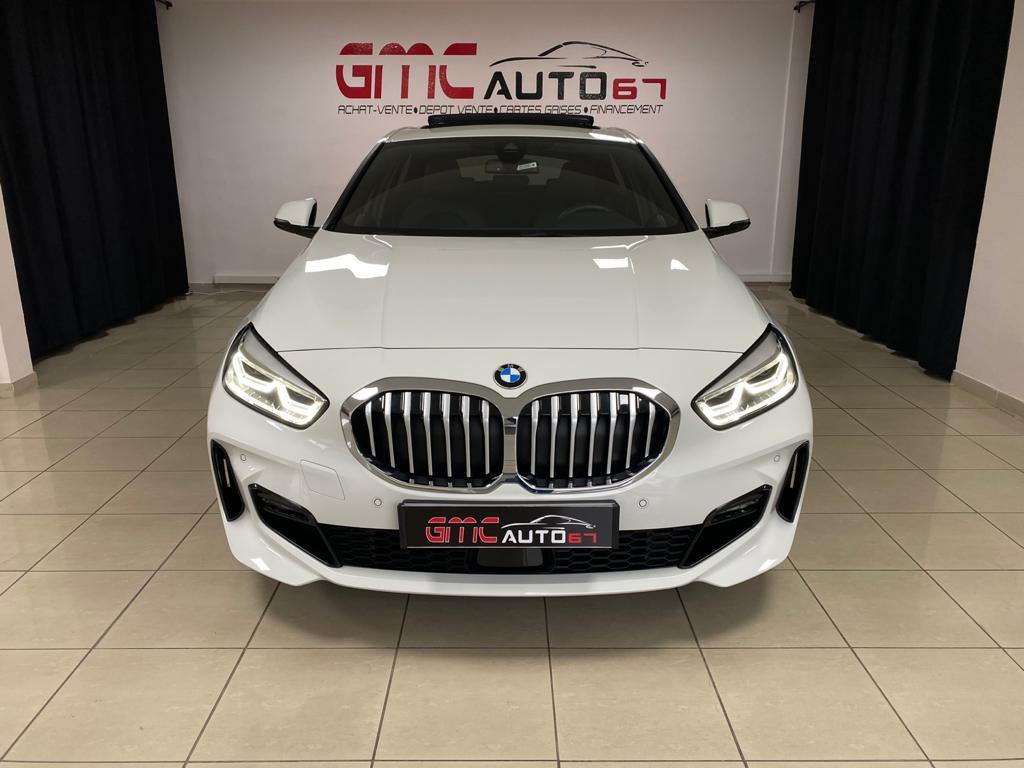 BMW SERIE 1 F40 118I 140 CH DKG7 M SPORT - GMC AUTO 67