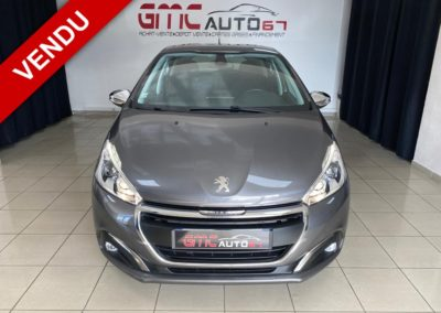 PEUGEOT 208 1.6 HDI 75 STYLE BVM5 – 2018