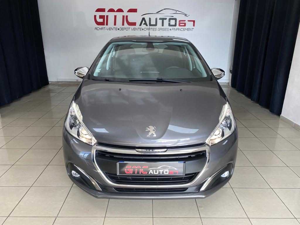 PEUGEOT 208 1.6 HDI 75 STYLE BVM5