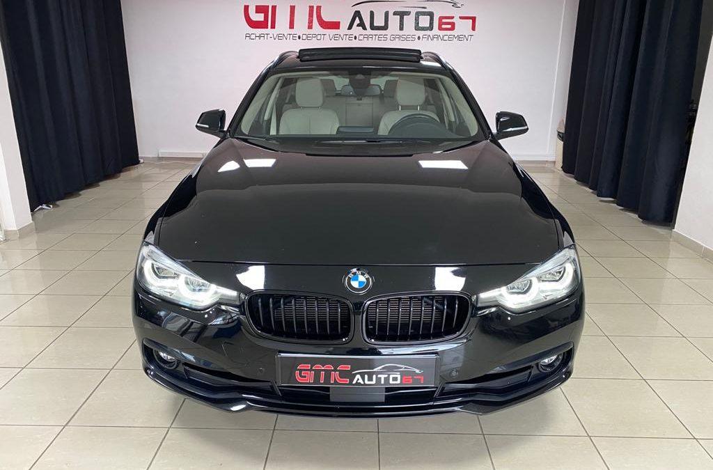 BMW SERIE 3 TOURING F31 LCI2 320d XDRIVE 190CH LOUNGE – 2019