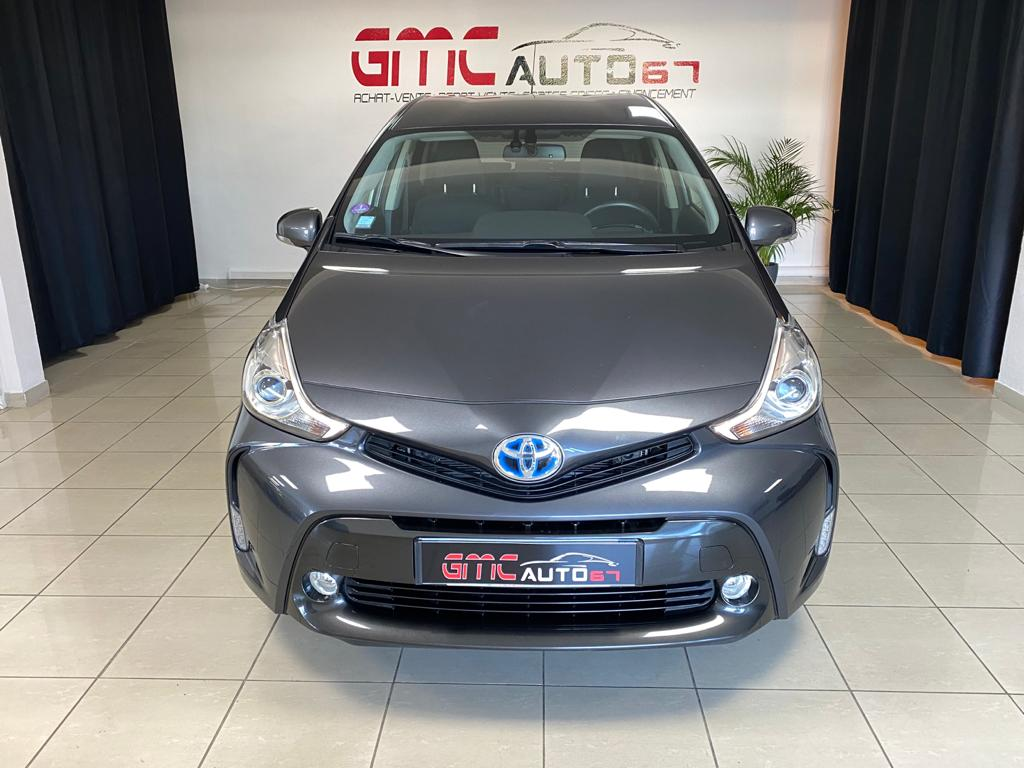 TOYOTA PRIUS+ 1.8 DYNAMIC BUSINESS 7 PLACES 136CH - GMC AUTO 67