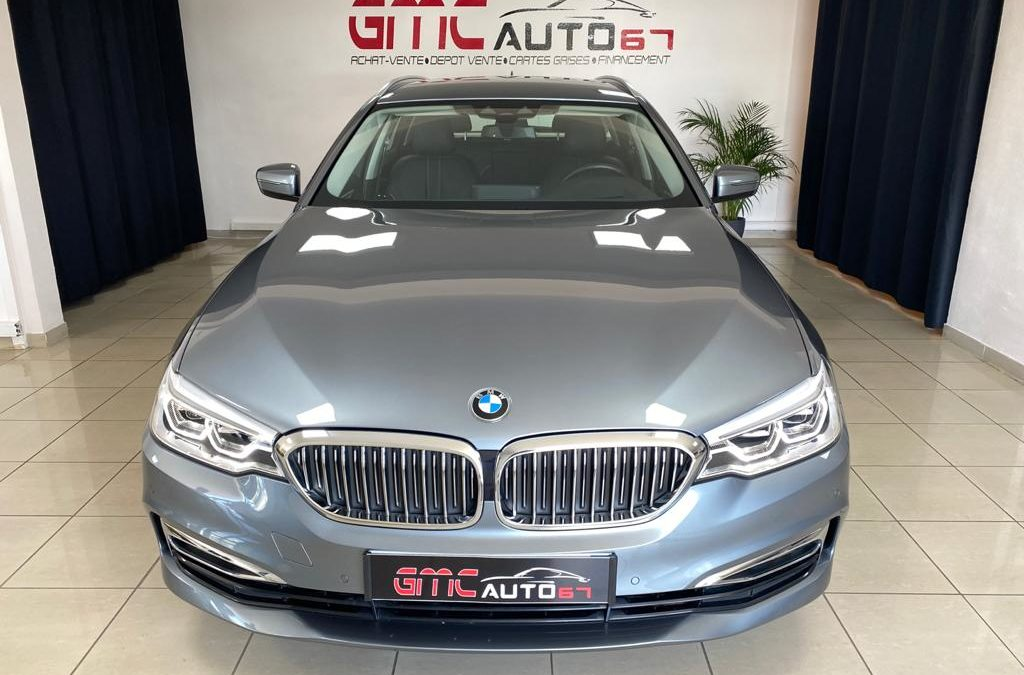BMW SERIE 5 TOURING G31 525D 231CH LUXURY – 2018